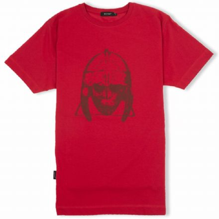 Sutton Hoo T-Shirt  - Red